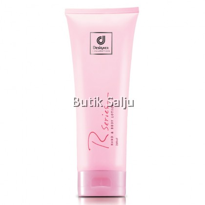 R Series Hand And Body Lotion